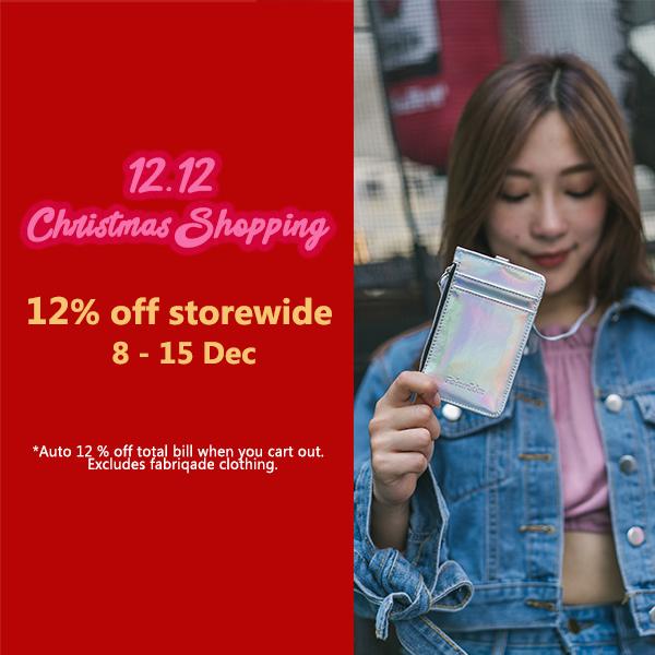 12.12 Christmas sale