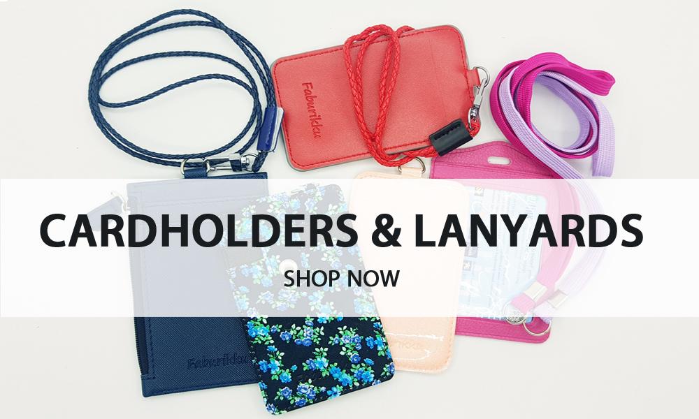 Cardholders Lanyards